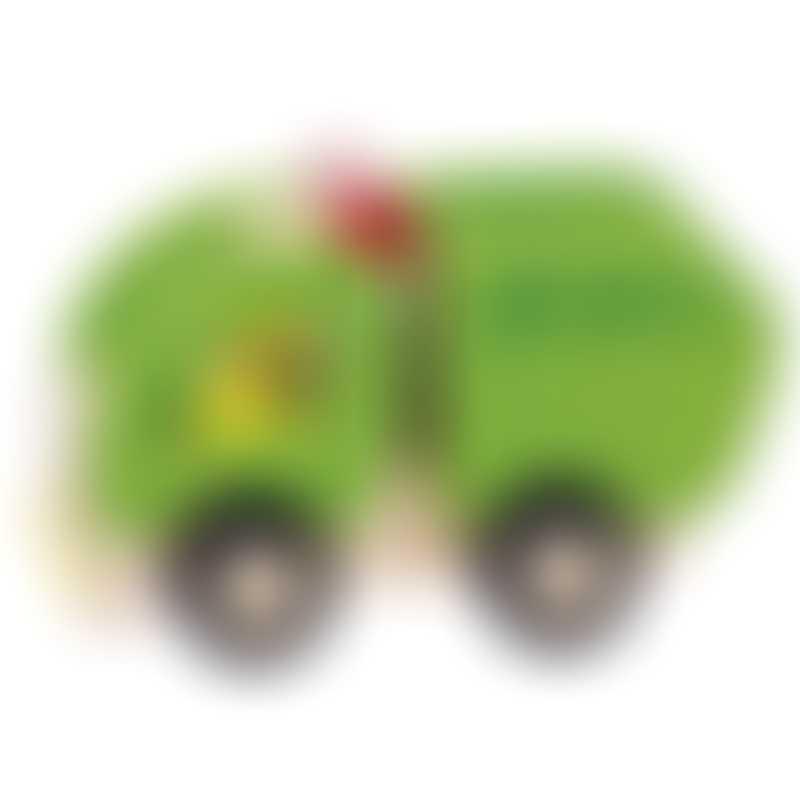 Goki Garbage Truck