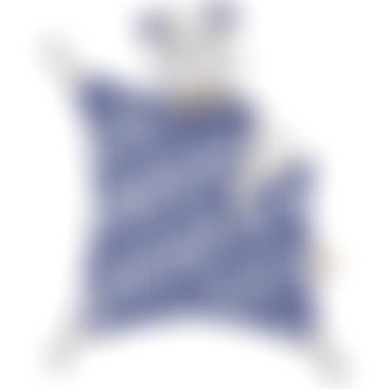 Kippins Cuddle Blanket - Bam (Organic, 29x29cm)
