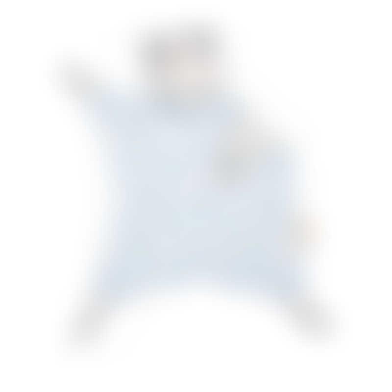 Kippins Cuddle Blanket - Billie (Organic, 29x29cm)