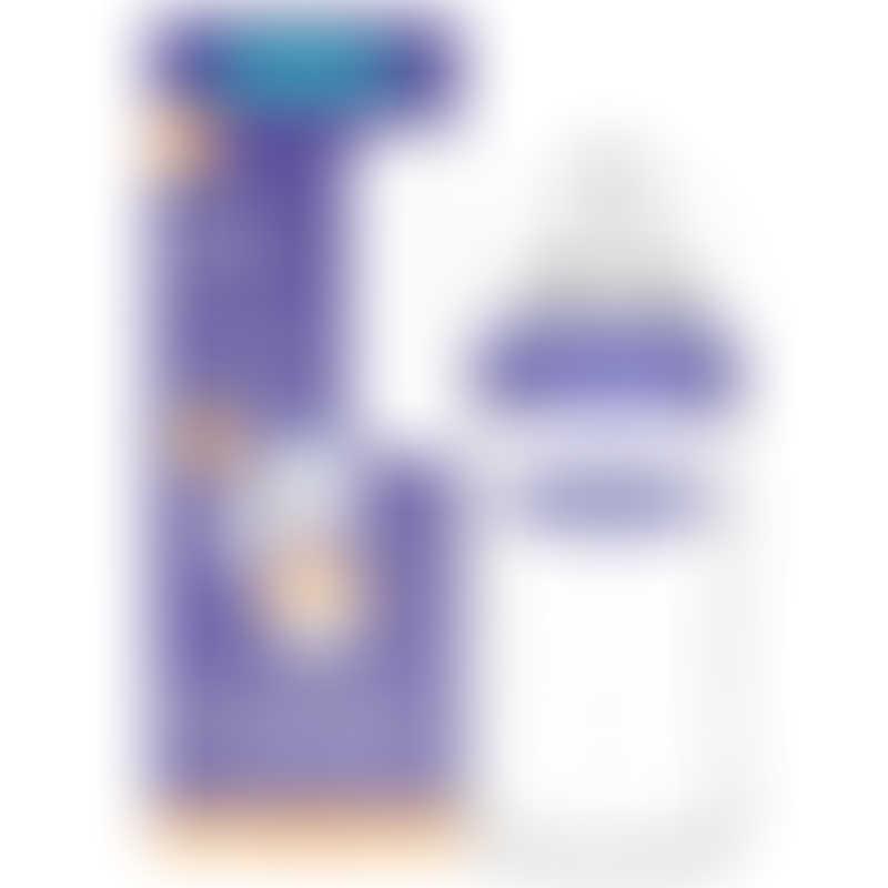 Lansinoh Glass Feeding Bottle with NaturalWave Teat 160ml