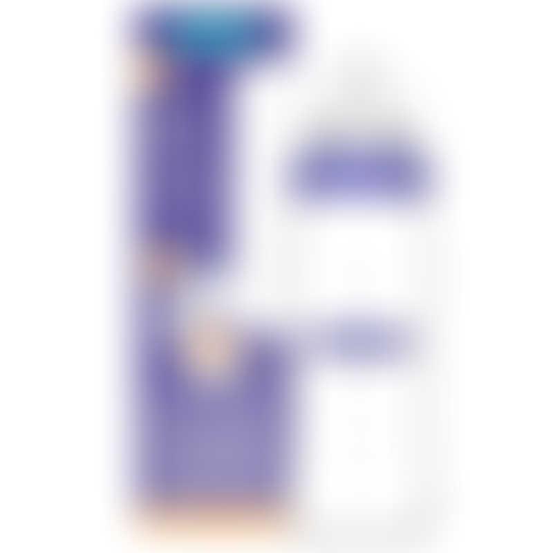Lansinoh Glass Feeding Bottle with NaturalWave Teat 240ml