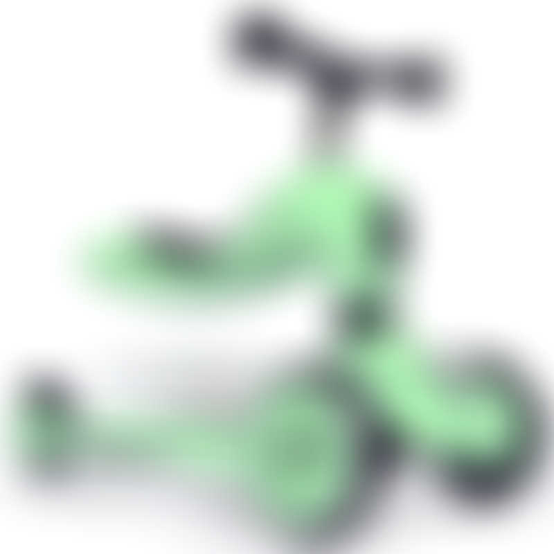Scoot & Ride HighwayKick 1 (1 year+) (3 Wheels) - Kiwi