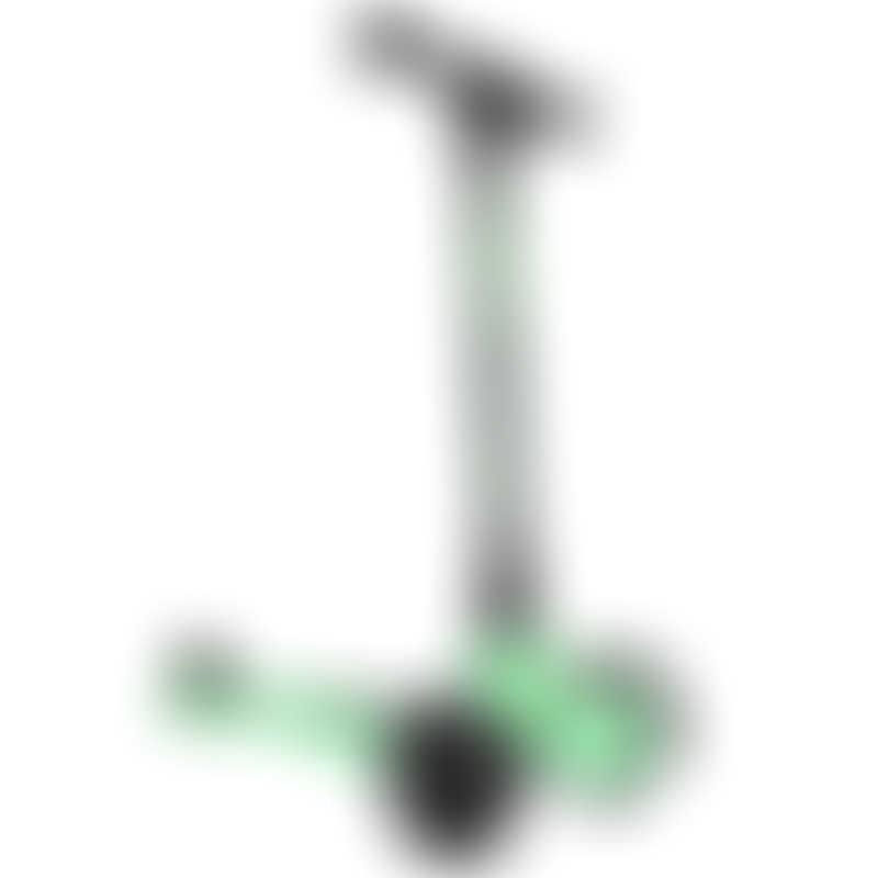 Scoot & Ride HighwayKick 3 (3 year+) (3 Wheels) - Kiwi with LED