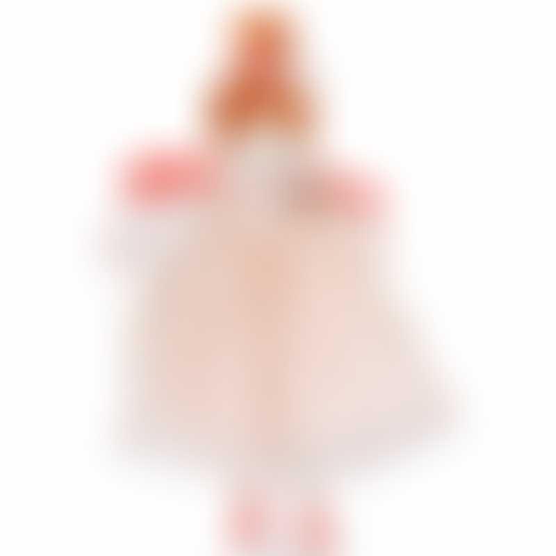 Moulin Roty Il Etait Une Fois Little Pink Fairy Doll 30cm