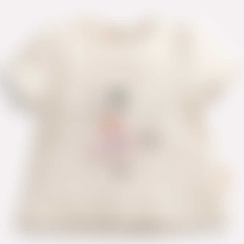 Moulin Roty Il Etait Une Fois Tanya Ballerina T-Shirt 12m+