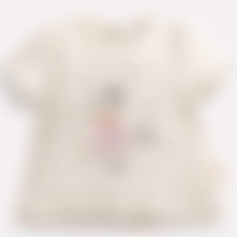Moulin Roty Il Etait Une Fois Tanya Ballerina T-Shirt 23m+