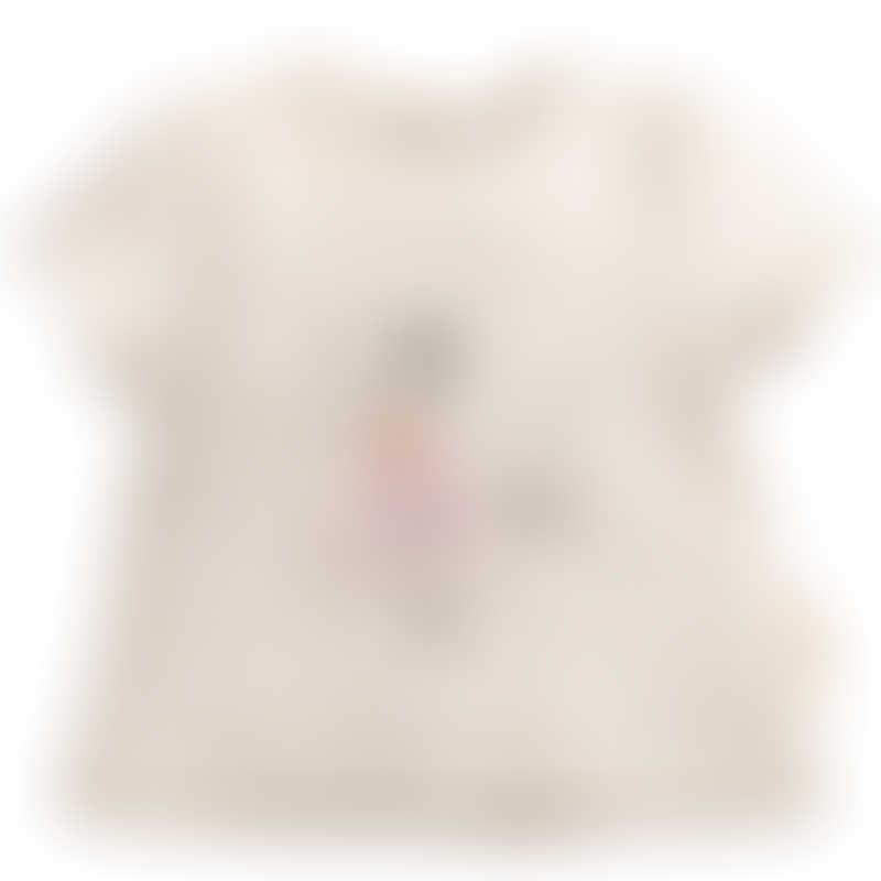 Moulin Roty Il Etait Une Fois Tanya Ballerina T-Shirt 36m