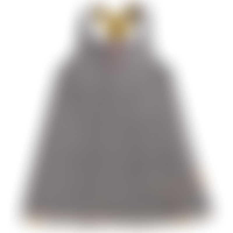 Moulin Roty Il Etait Une Fois Tenessy Grey Stardust Dress 36m