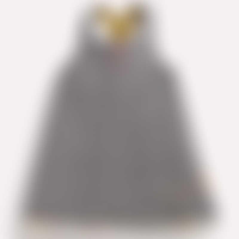 Moulin Roty Il Etait Une Fois Tenessy Grey Stardust Dress 36m+