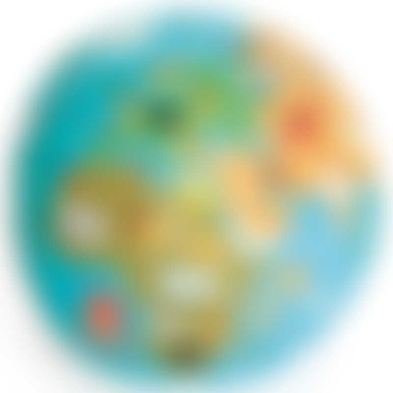 Scratch Europe Inflatable Globe ø30cm