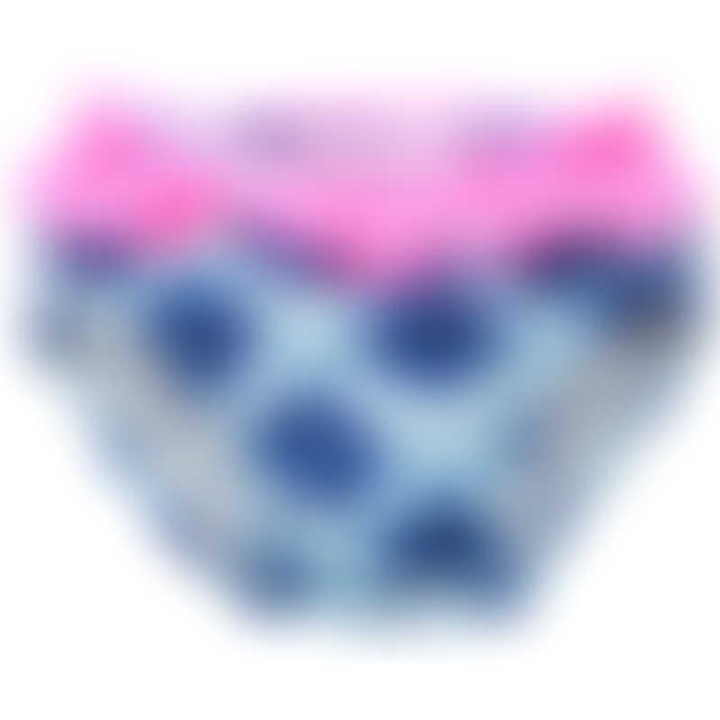Platypus Inky Bloom UPF50+ Baby Brief