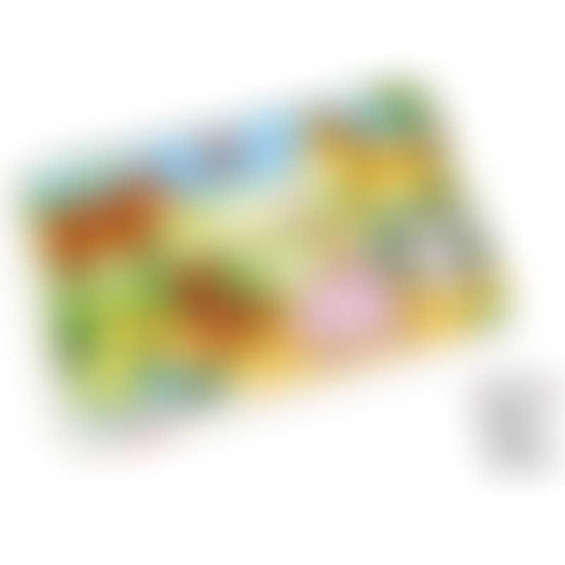 Janod Farm Chunky Puzzle