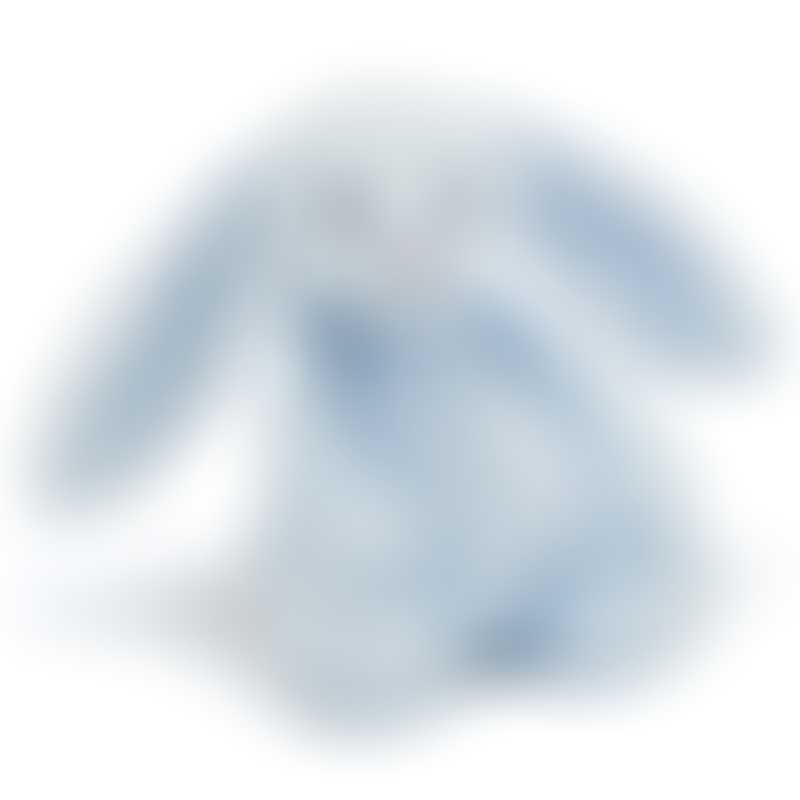 Jellycat Bashful Blue Bunny - Medium 31cm