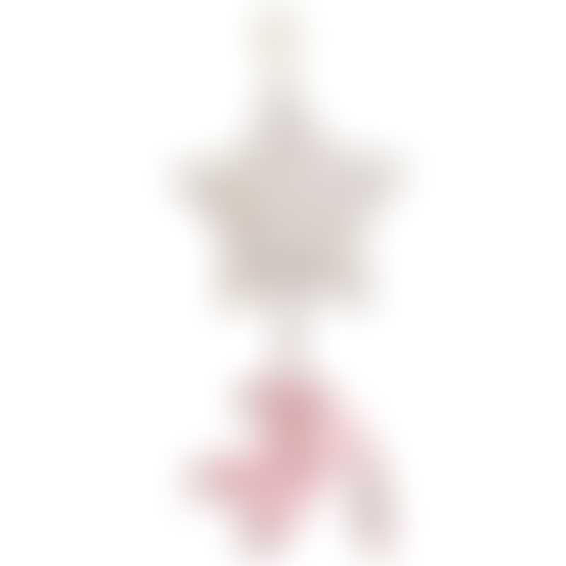 Jellycat Blossom Tulip Bunny Star Musical Pull 28cm