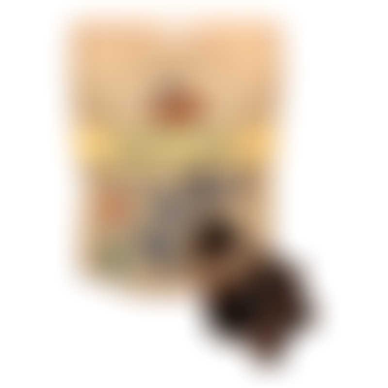 Bugsy's Treats Kangaroo Nuggets - Dehydarated Kangaroo Leg Meat 100g