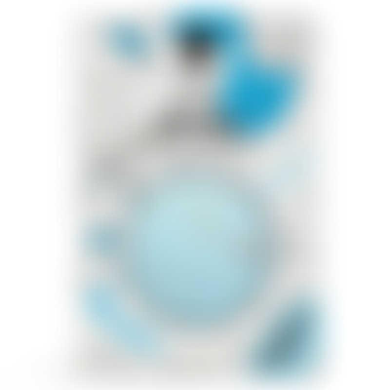 nailmatic Kids Galaxy Bath Bomb - Comet 160g