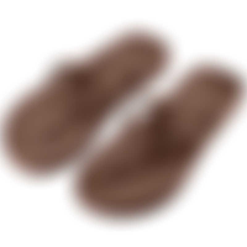 EEGO Ladies' Flip Flop - Brown