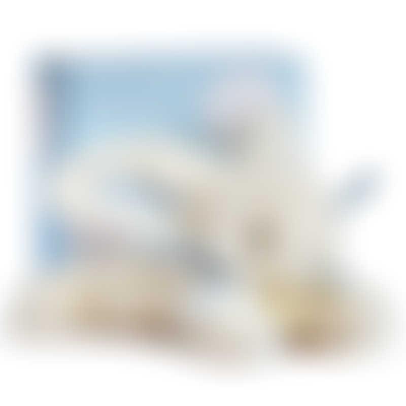 Doudou et Campagnie Lapin Bonbon Doudou - Blue 16cm