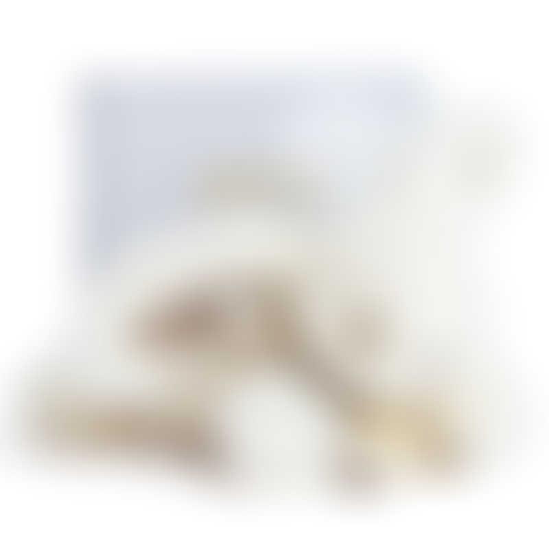 Doudou et Campagnie Lapin Bonbon Doudou - Taupe 16cm