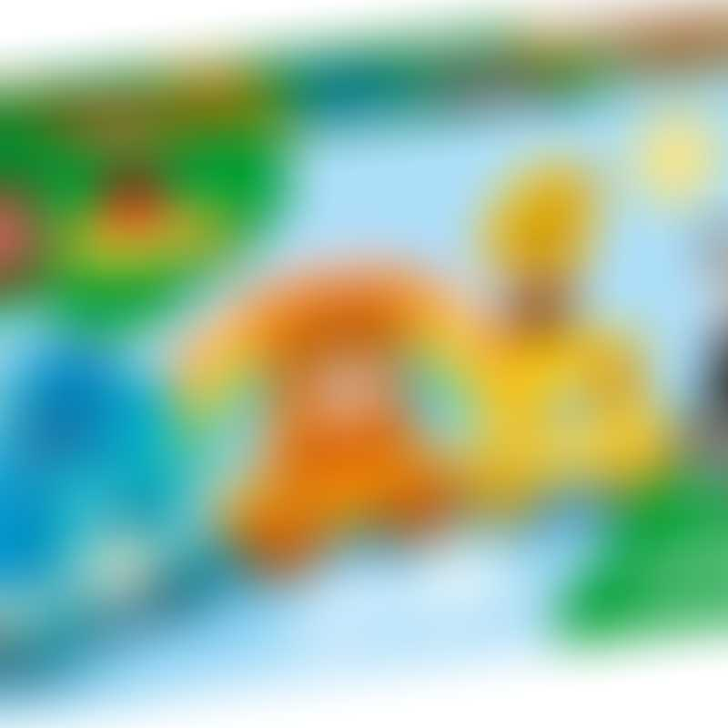 LEGO 10955 DUPLO Animal Train