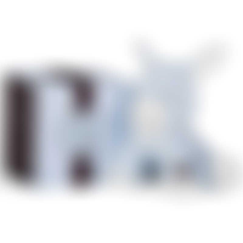 Kaloo Les Amis Babies Regliss Donkey Blue - Small 19cm