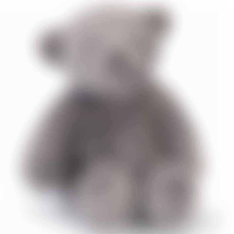 Moulin Roty Les P'tits Doudous Children's Charity Bear - Grey 30cm