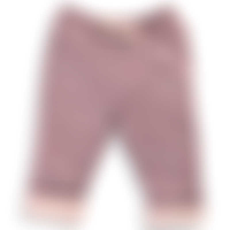Moulin Roty Les Tartempois Noelie Pink Trousers 6m+