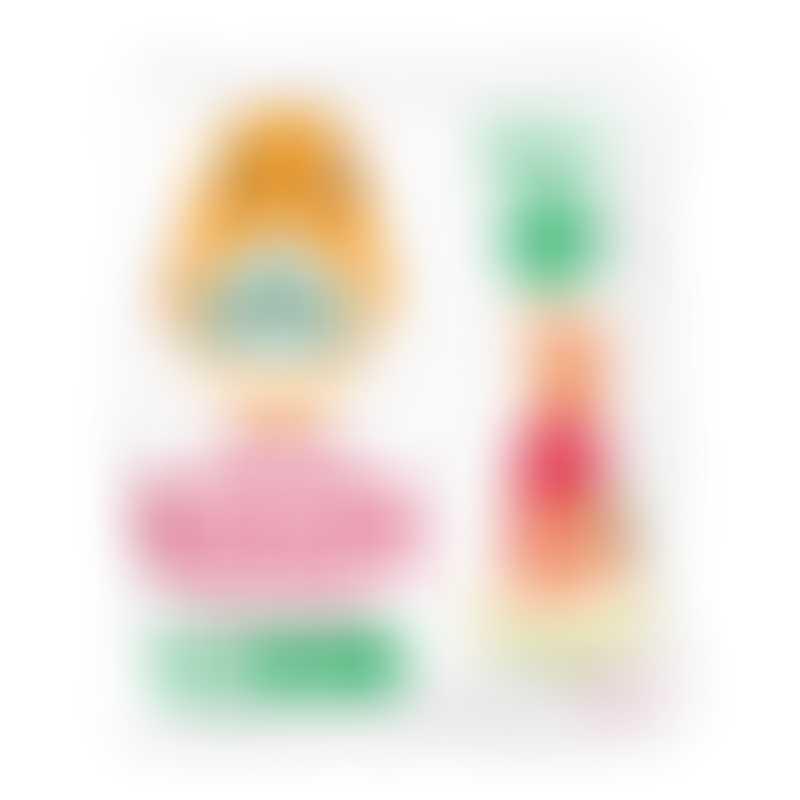 Little Bellies (Baby Bellies) Organic Berry & Apple Softcorn 8g (10 mos+)