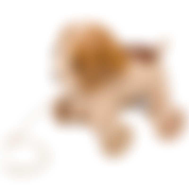 BabyToLove Little Big Friends Pull-Along - Adrien the Dog