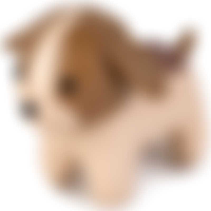 BabyToLove Little Big Friends Tiny Friends - Adrien the Dog