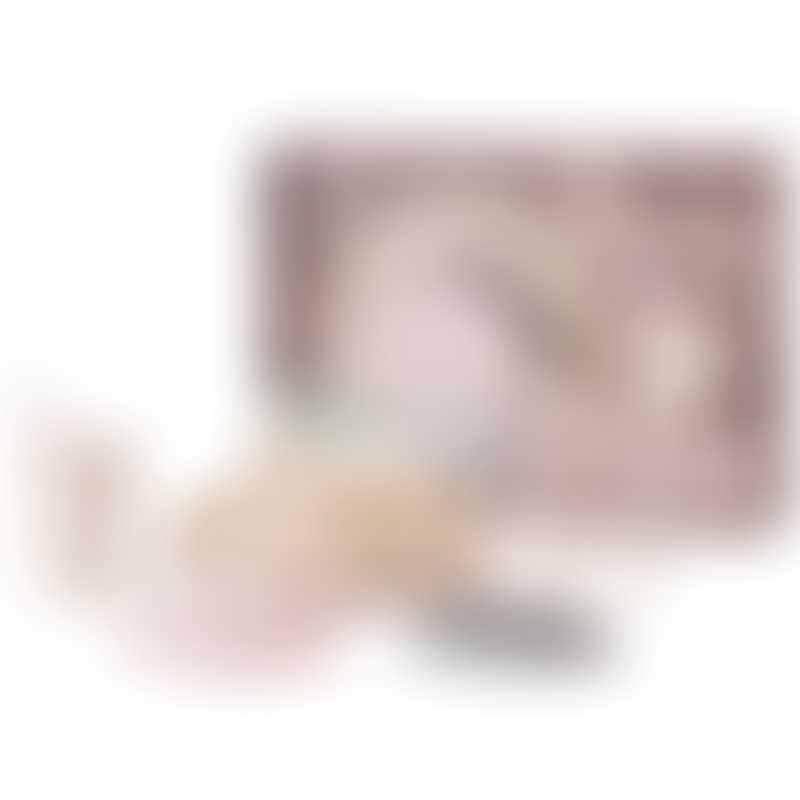 Miniware Little Foodie Set - Vanilla / Cotton Candy