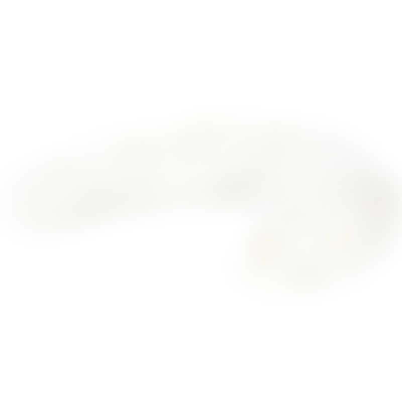 Nobodinoz Luna Maternity Pillow - Aqua Eclipse / White