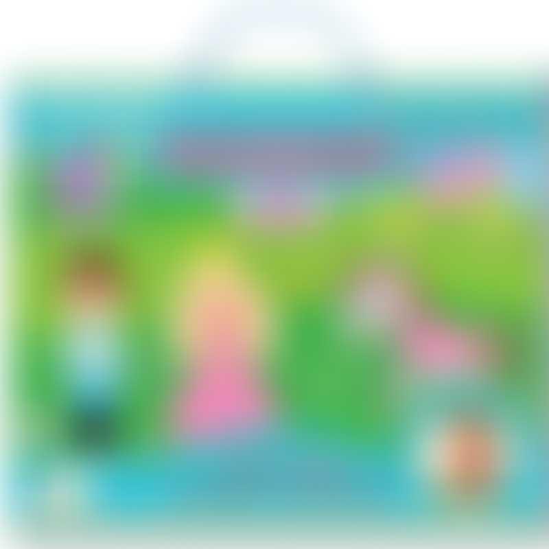 Innovative Kids Chunky Puzzle Playset - Magical Kingdom