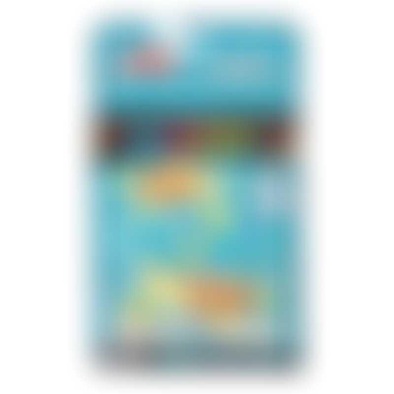 Melissa & Doug Scratch Art Color Reveal Pad - Sealife
