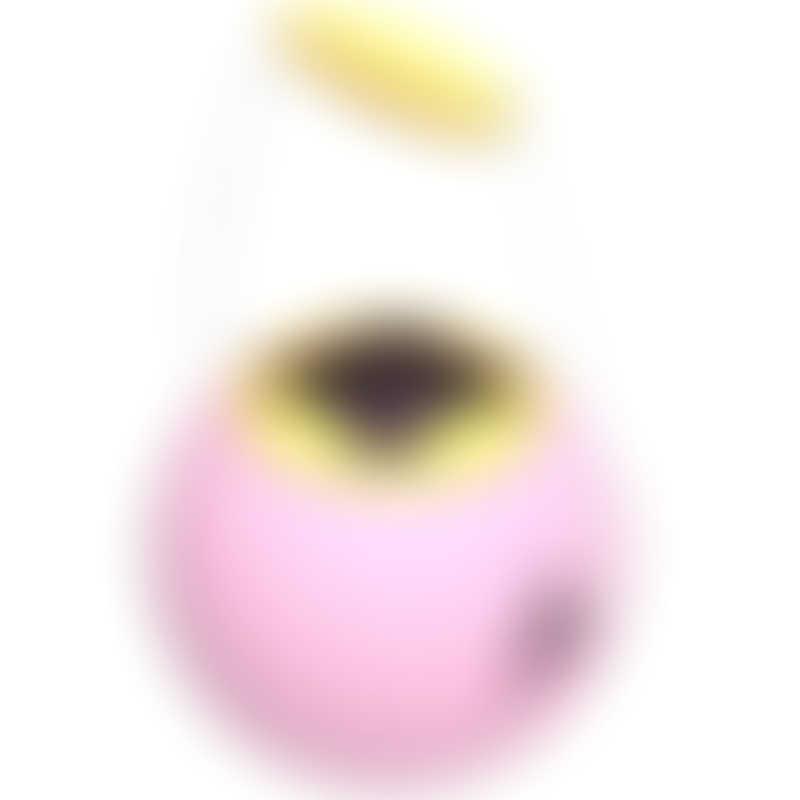 Quut Toys Mini Ballo - Sweet Pink + Yellow Stone