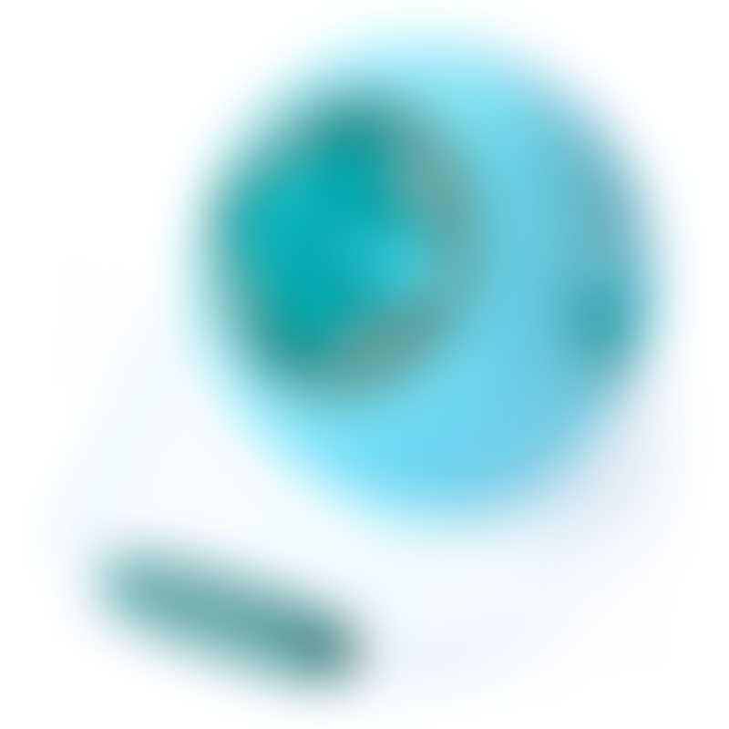 Quut Toys Mini Ballo - Vintage Blue + Mineral Green