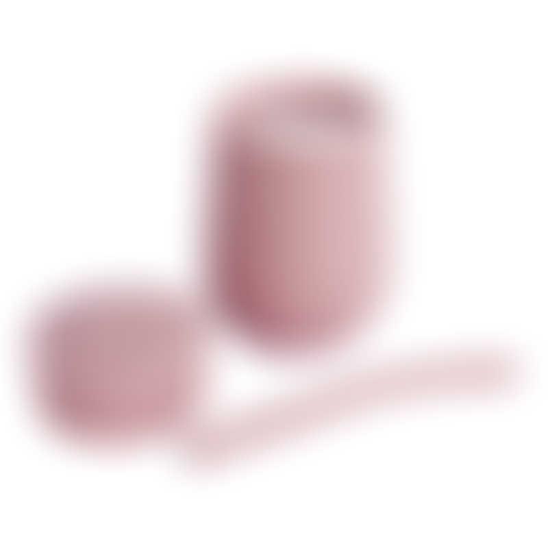 Ezpz Mini Cup + Straw Training System - Blush