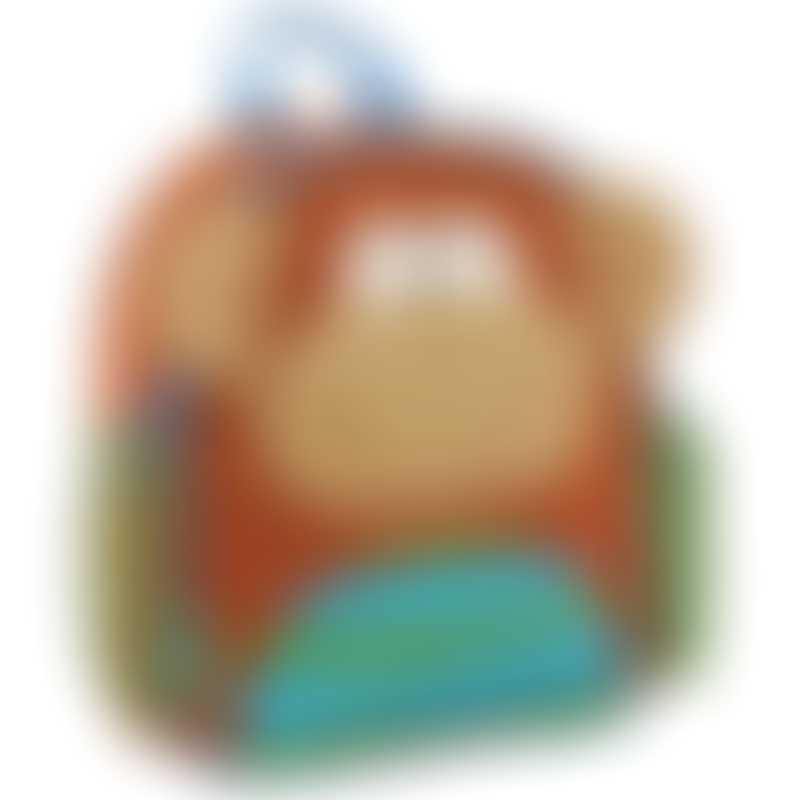 Stephen Joseph Mini Sidekick Backpacks – Monkey