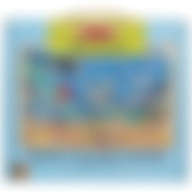 Melissa & Doug Natural Play Giant Floor Puzzle - Under the Sea