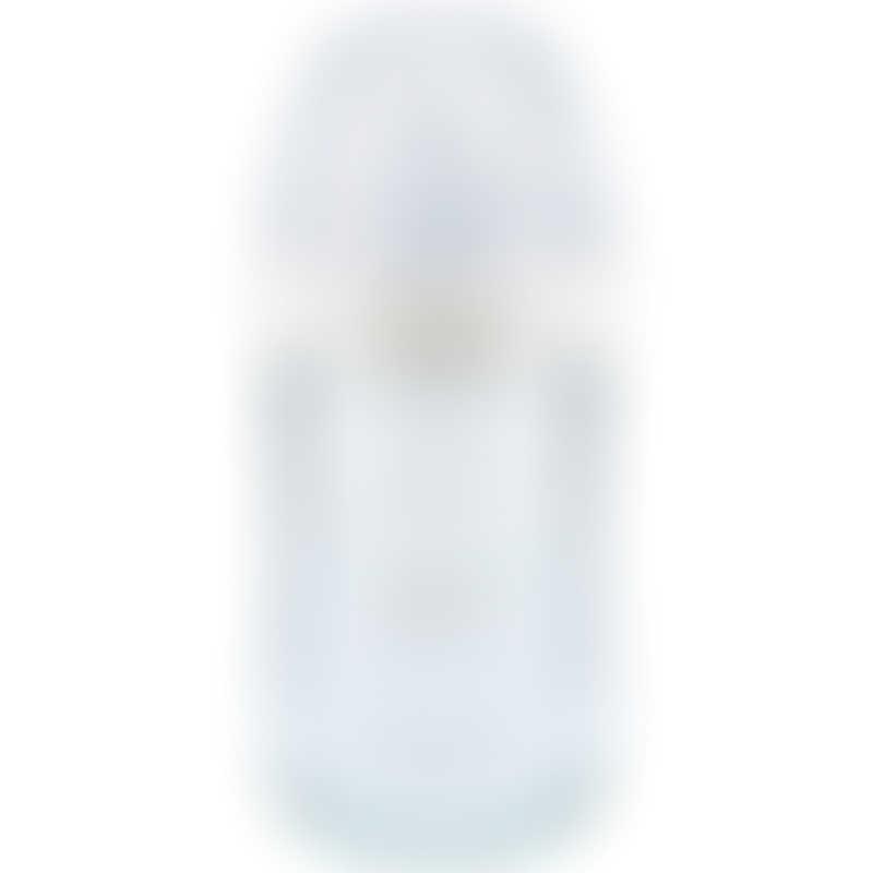 NUK Nature Sense Glass Bottle 240ml