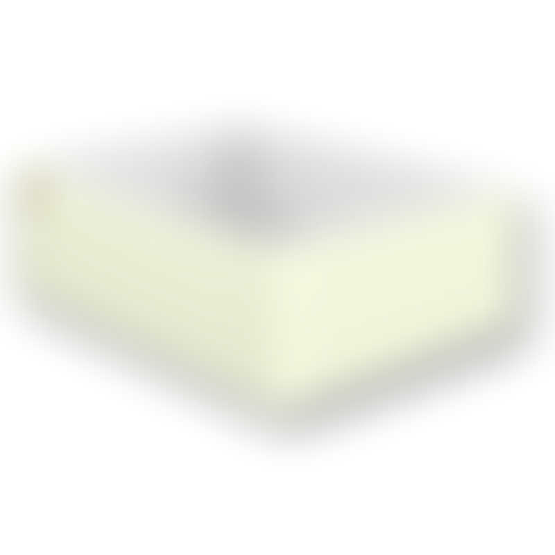 Caraz NICE Bumper Mat (128 x 88 x 44cm) - Ivory