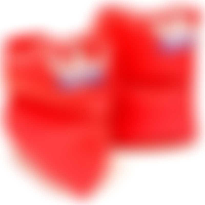 Wahu Nippas Armbands - Large - Red