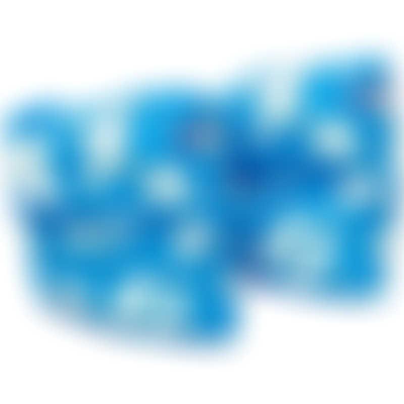Wahu Nippas Armbands - Small - Blue