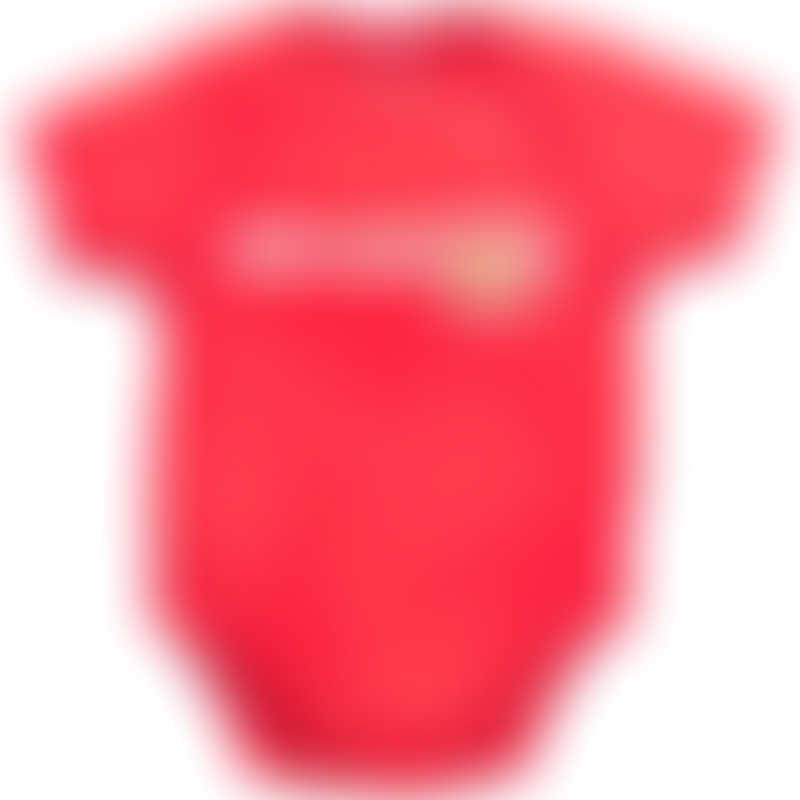 Ganas Kids Nom Nom Nom Short Sleeve Bodysuit