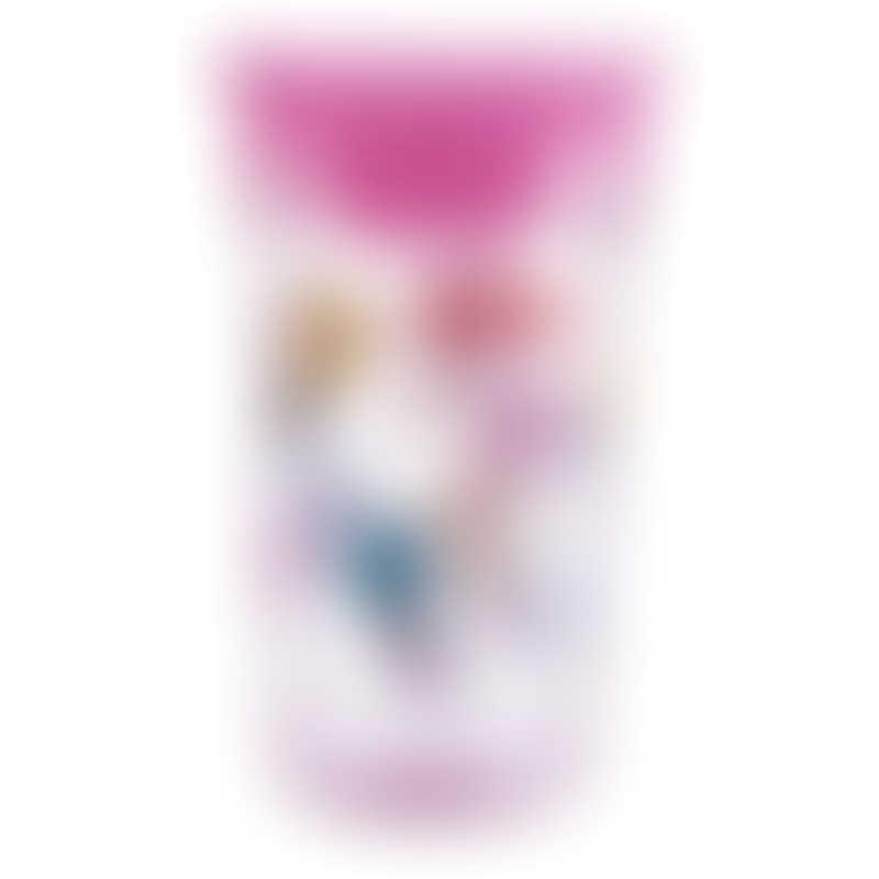 Nuby No-Spill 360 Wonder Cup Printed Tritan 300ml - Pink (Ice Cream)