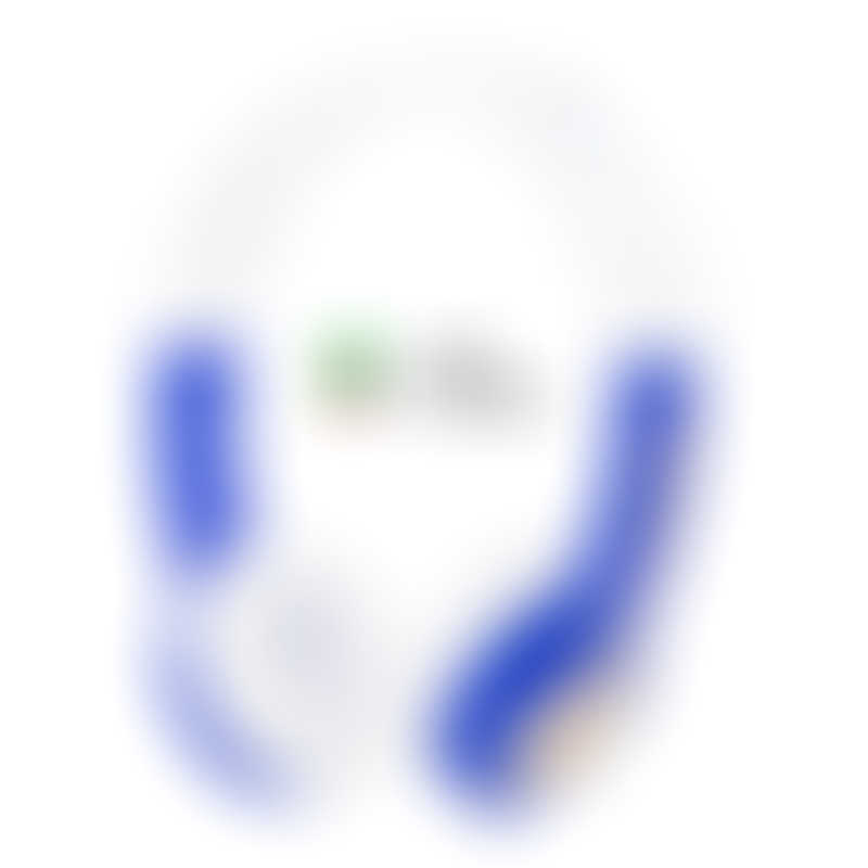 onanoff BuddyPhones Explore Foldable - Blue