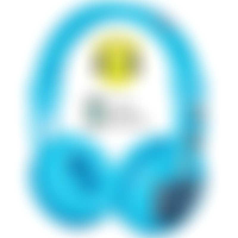 onanoff BuddyPhones PLAY - Blue Glacier
