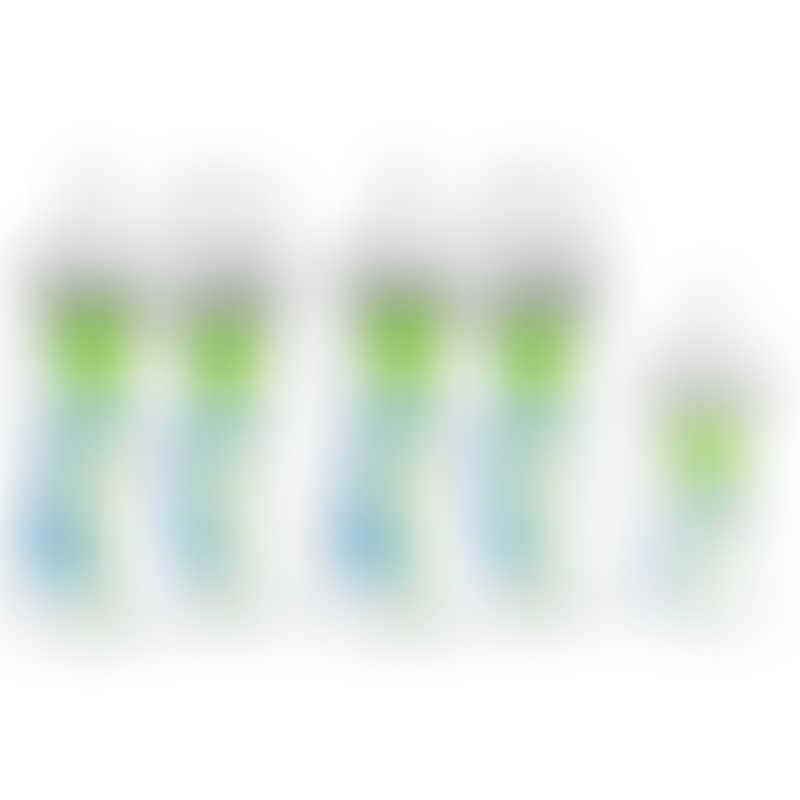 Dr Brown's Options+ Glass Bottles 4+1 COMBO SET