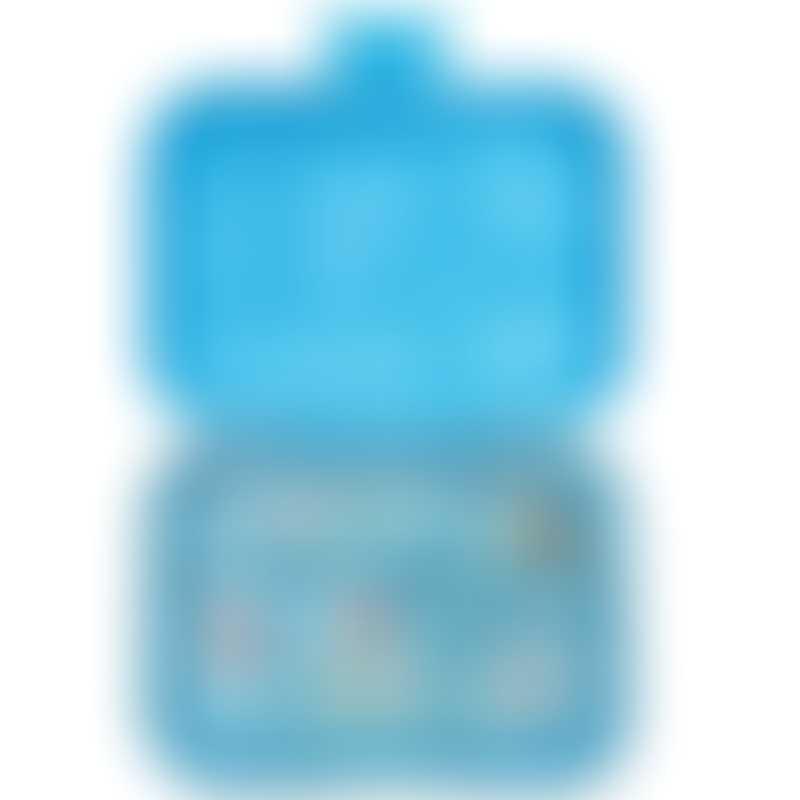 Yumbox Original - 6 Compartment - Nevis Blue