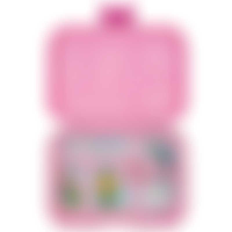 Yumbox Original - 6 Compartment - Power Pink